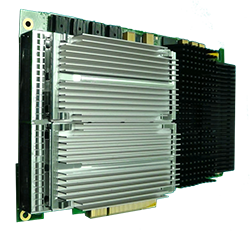 ANIC-200K - Dual Port Network Monitoring Express Card