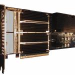 ANIC-200K Dual Port 100 GigE FPGA Based PCIE