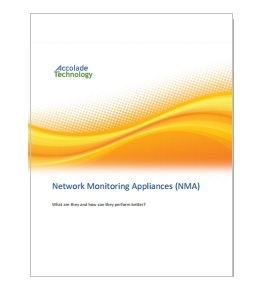 Accolade Technology Network Monitoring Appliance Whitepaper