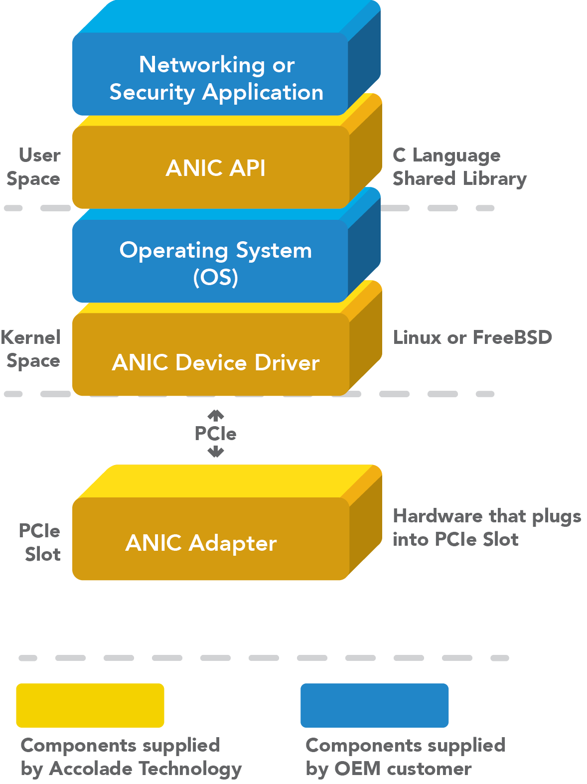 ANIC Software Stack